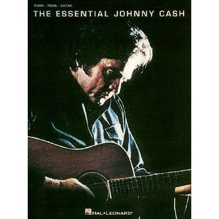 Johnny Cash Music Book (Essential Johnny Cash )
