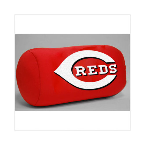 Northwest MLB Cincinnati Reds Bolster Pillow