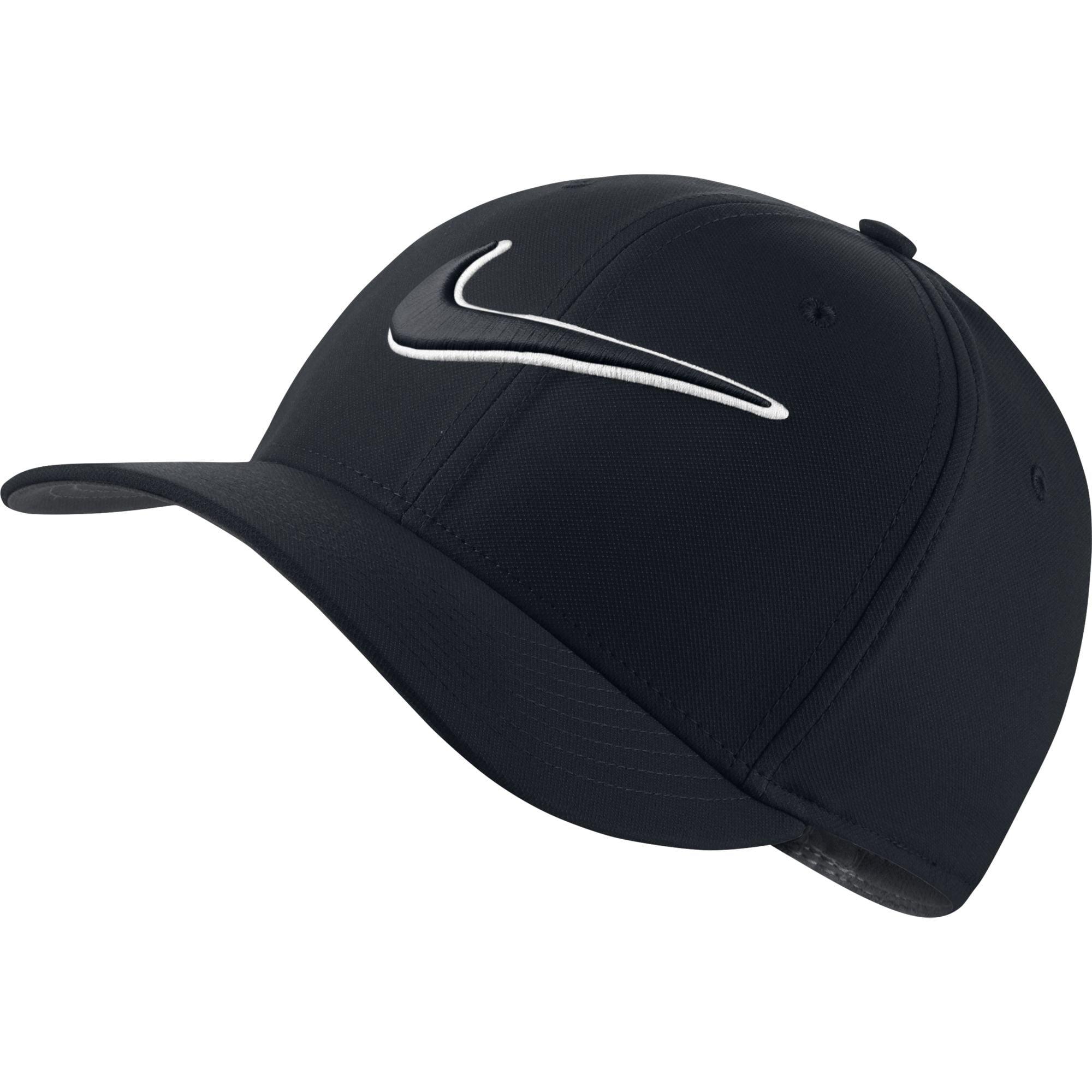 Nike Classic 99 Swoosh Fitted Cap - Walmart.com 5f3c4eca9c2