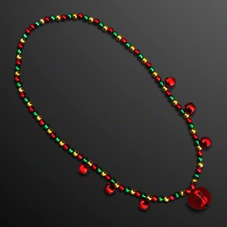 Holiday Bell Necklace (Holiday Jingle Bells Necklace)