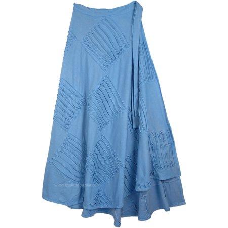 Pacific Wrap (Pacific Blue Summer Wrap Long Length )