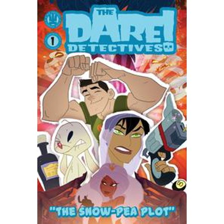 - Dare Detectives: Snow Pea Plot - eBook
