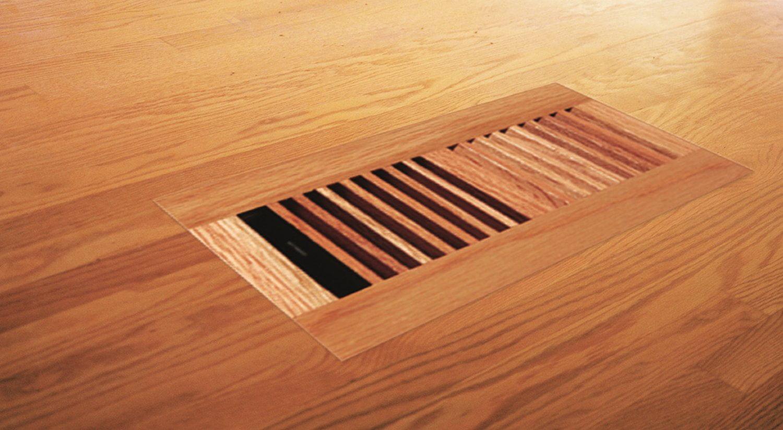 Flush floor registers gurus floor for Floor registers