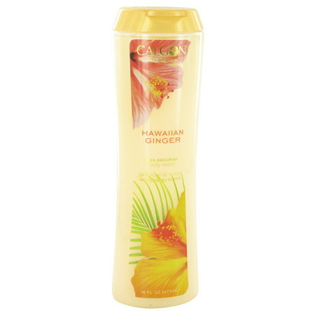 Ginger Mandarin Body Wash ((2 pack) Calgon Hawaiian Ginger Ultra Moisturizing Body Wash 16 oz / 473 ml)