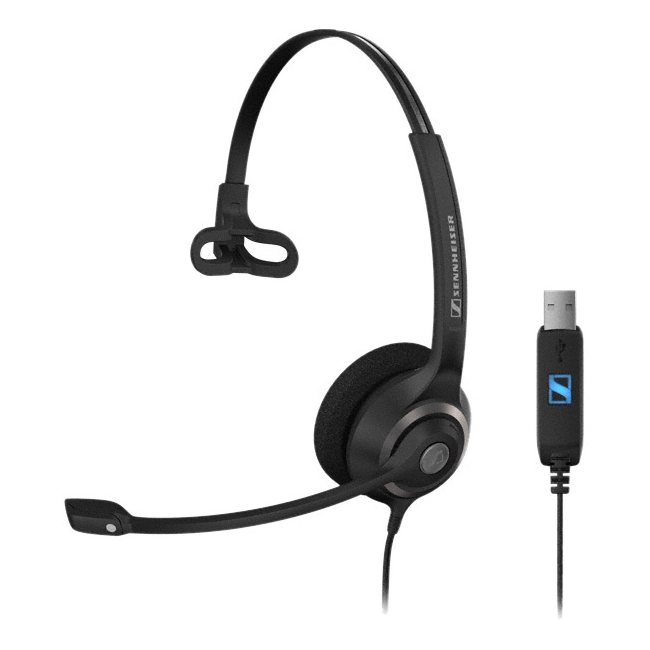 Sennheiser SC 230 USB Circle Series Single-Sided Headset