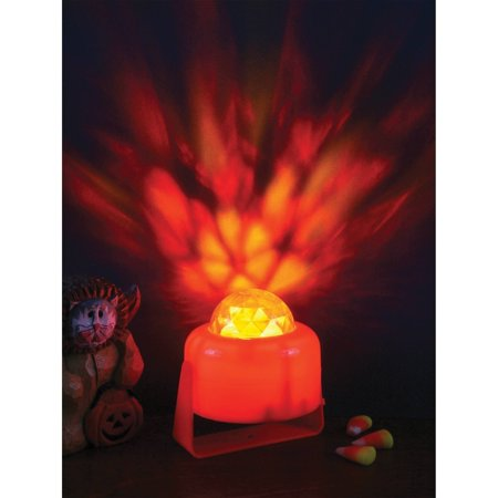 Flaming Pumpkin Lite Halloween Decoration](Painted Halloween Faces On Pumpkins)