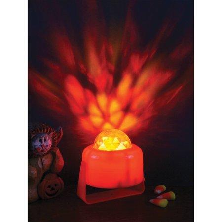 Flaming Pumpkin Lite Halloween - Halloween 3 Flashing Pumpkin