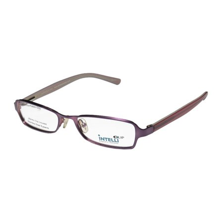 7544dba62e New Elite Affordable Hip Eyewear Intelli Clip 756 Mens Womens Designer  Full-Rim Purple