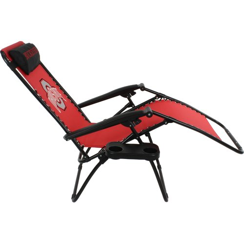 College Covers Reclining Zero Gravity Chair