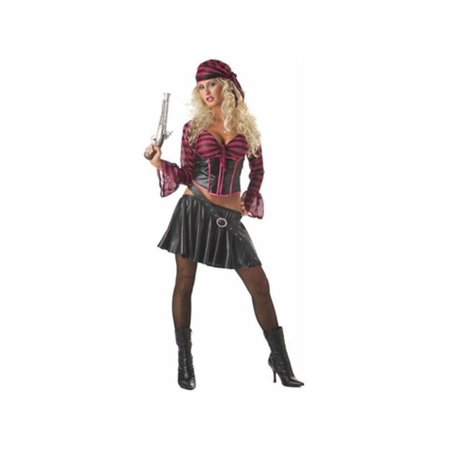 Adult Vixen Pirate Wench Costume