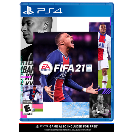 FIFA 21, Electronic Arts, Playstation 4