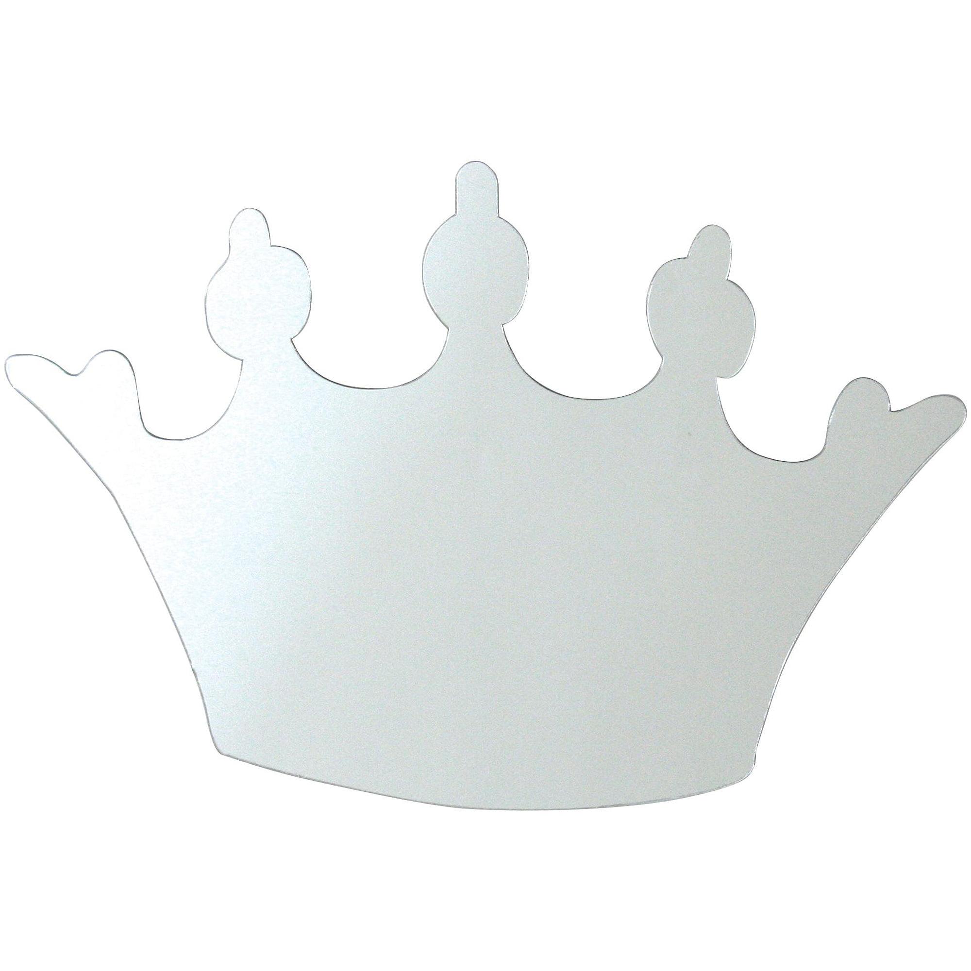 RoomMates Princess Peel and Stick Mirror, Large