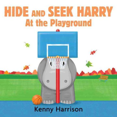 Hide and Seek Harry at the Playground by