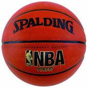 "Spalding 27.5"" Youth Size NBA Street Basketball"