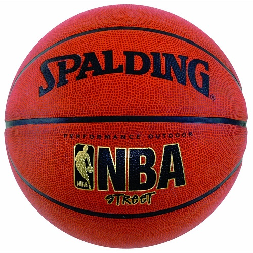 "Spalding 27.5"" Youth Size NBA Street Basketball"