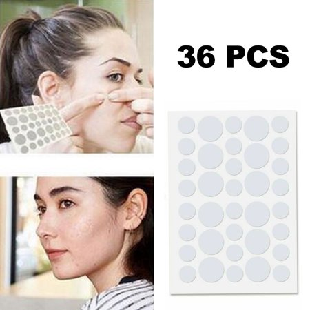 Acne Pimple Master Patch,Acne Pimple Patch,36 Patches/Sheet Face Spot Scar Master Patch Acne Pimple Treatment Anti Infection Stickers