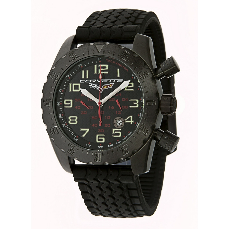 Corvette By Equipe Ev516 C6 Mens Watch