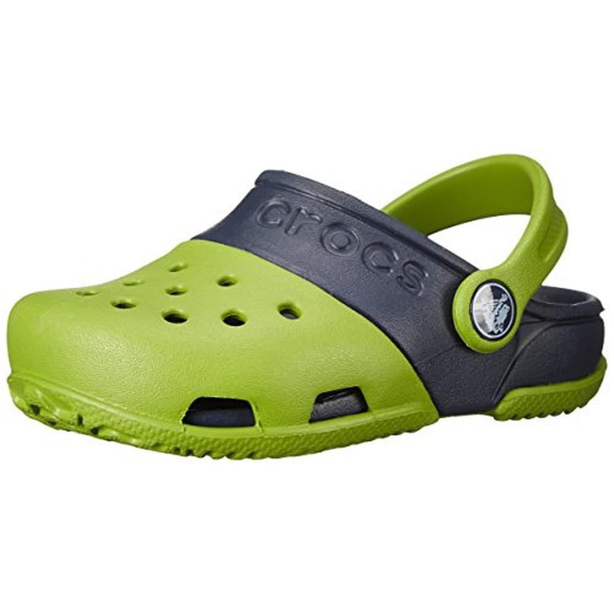 Crocs Electro II Colorblock Clogs by Crocs