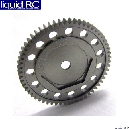 - Hot Racing AES459T 59t Mod .5 Aluminum Spur Gear