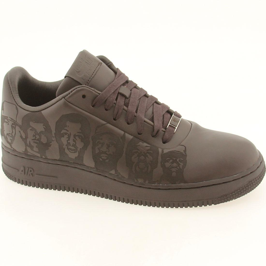 Nike Air Force 1 '07 Low Supreme (dark cinder / dark cind...