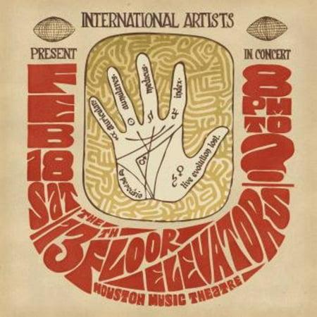 The 13th Floor Elevators - Live Evolution Lost (Vinyl) - image 1 de 1