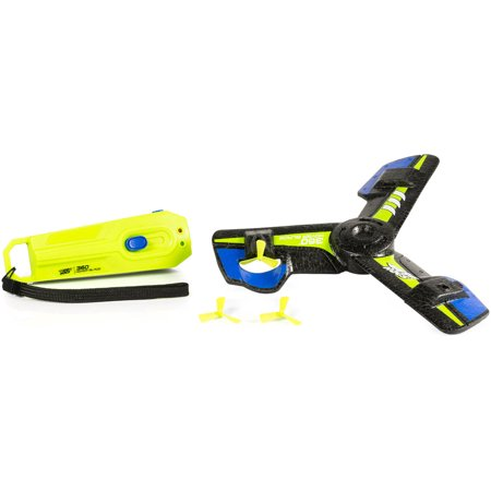 Image of Air Hogs 360 Hoverblade, Remote Control Boomerang, Blue
