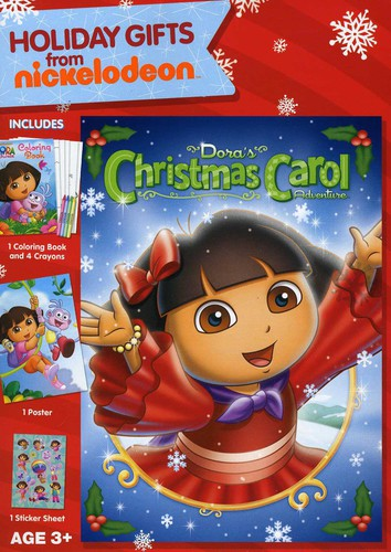 Holiday Gifts From Nickelodeon: Dora The Explorer - Dora's ...