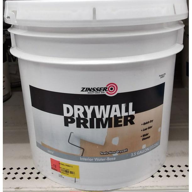 Rustoleum Zinsser Wb Drywall Primer Walmart Com Walmart Com