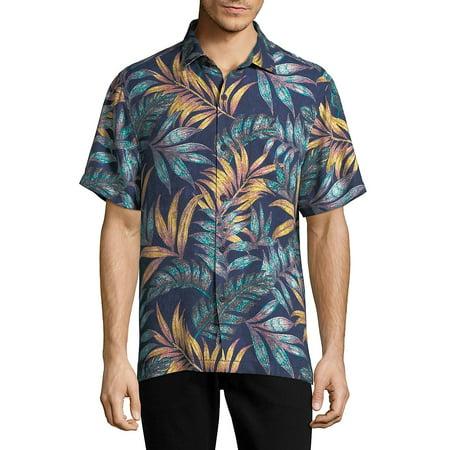 Tommy Bahama Necktie (Parque Palms Camp Shirt )