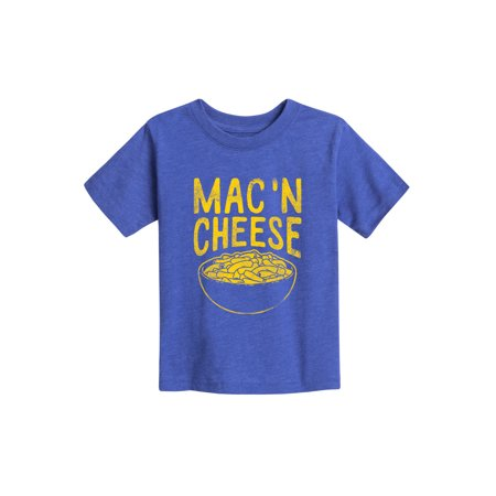 Mac And Cheese  - Toddler Short Sleeve Tee ()
