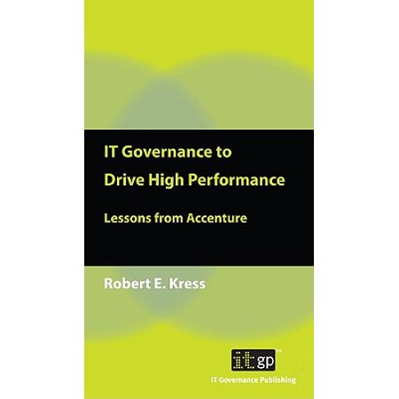 IT Governance to Drive High Performance - eBook