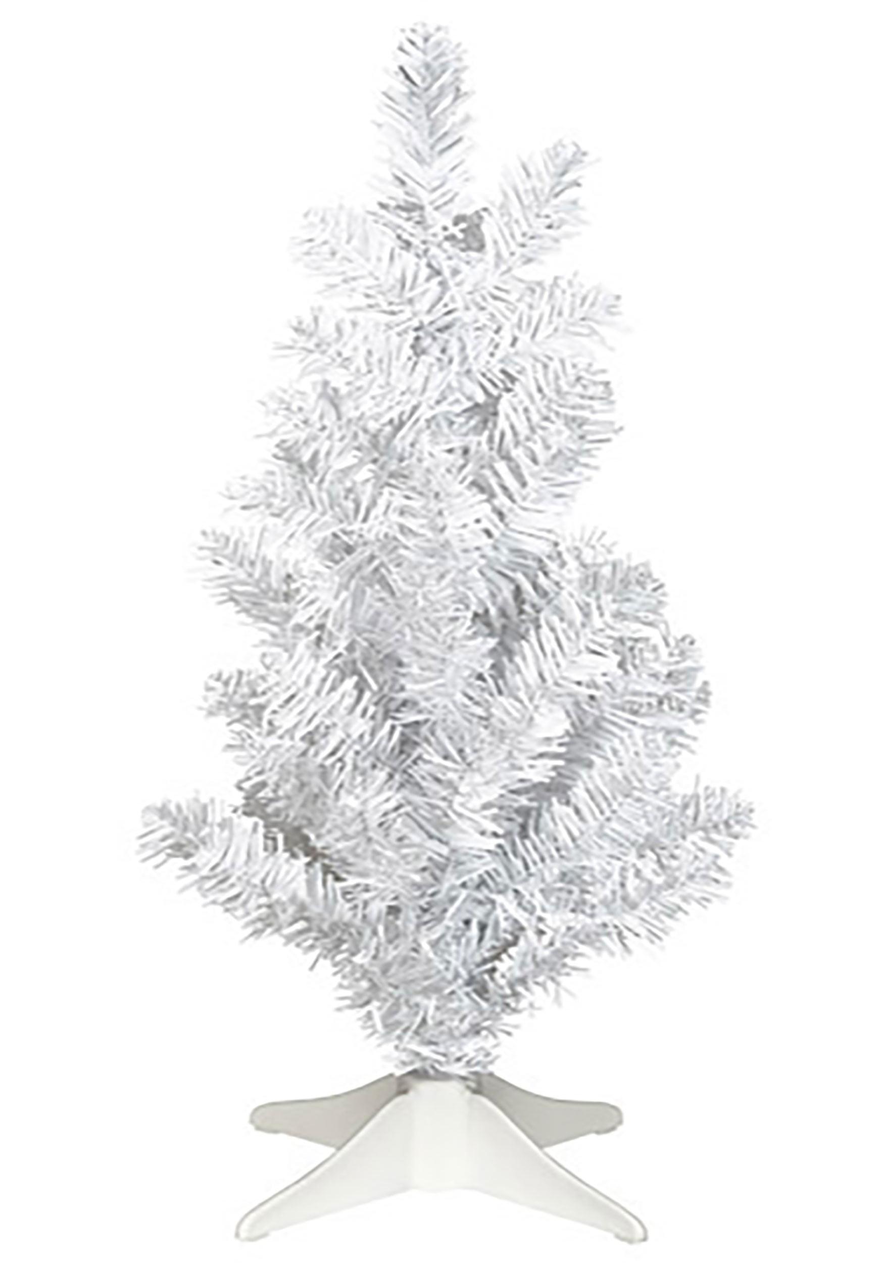 mini christmas tree white 6 x 14 inches walmart com walmart com mini christmas tree white 6 x 14 inches walmart com