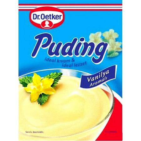 Dr. Oetker Vanilla Pudding – 4.4oz