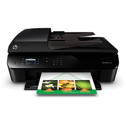 HP Officejet 4632 Inkjet e-All-in-One Printer