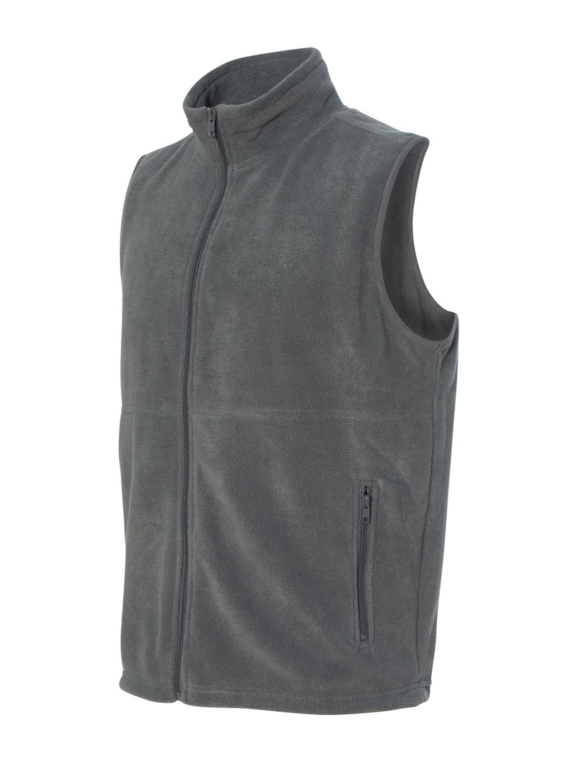 Colorado Clothing 9631 New S-6XL Sport Fleece Full-Zip Vest