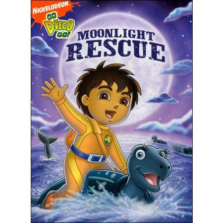 Go Diego Go Rescue Pack - Go Diego Go!: Moonlight Rescue (Full Frame)