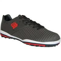 AMERICAN SHOE FACTORY Pro-Light Turf Soccer Rubber Sole Shoes, Men