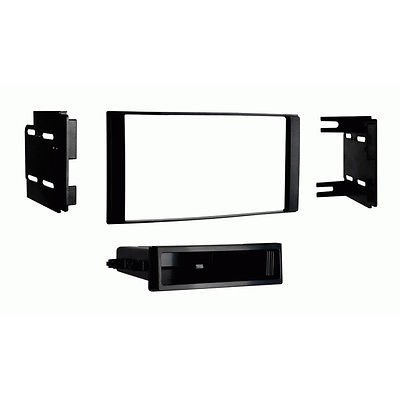 Metra 99-7621 Single DIN Stereo Dash Kit for 2014-up Nissan Versa Note SL