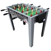 Triumph Sports 40 MLS Soccer Table- XSDP -45-6742 - Get ready for a little friendly competition with the Triumph Sports 40 MLS Soccer Table. This foosball table is perfect for your family recreat