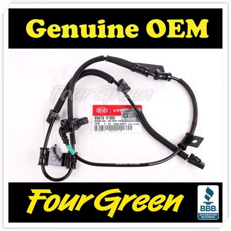 GENUINE ABS Wheel Speed Sensor Front Left for Kia 05-10 Sportage OEM[956701F300] 1998 Kia Sportage Wheel