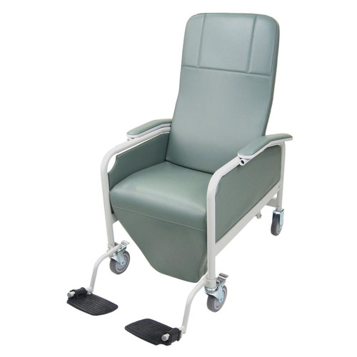 Winco Manufacturing Infinite Positions Caremor Recliner without Tray