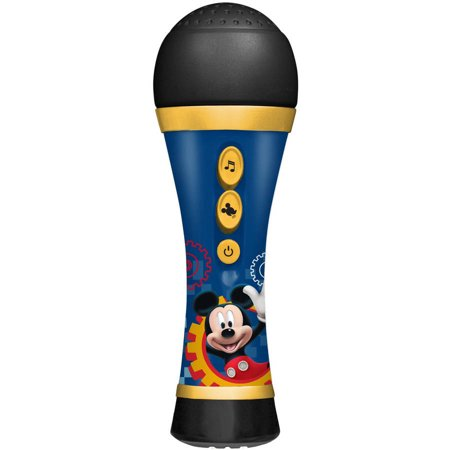 Mickey Mouse Microphone Hot Dog