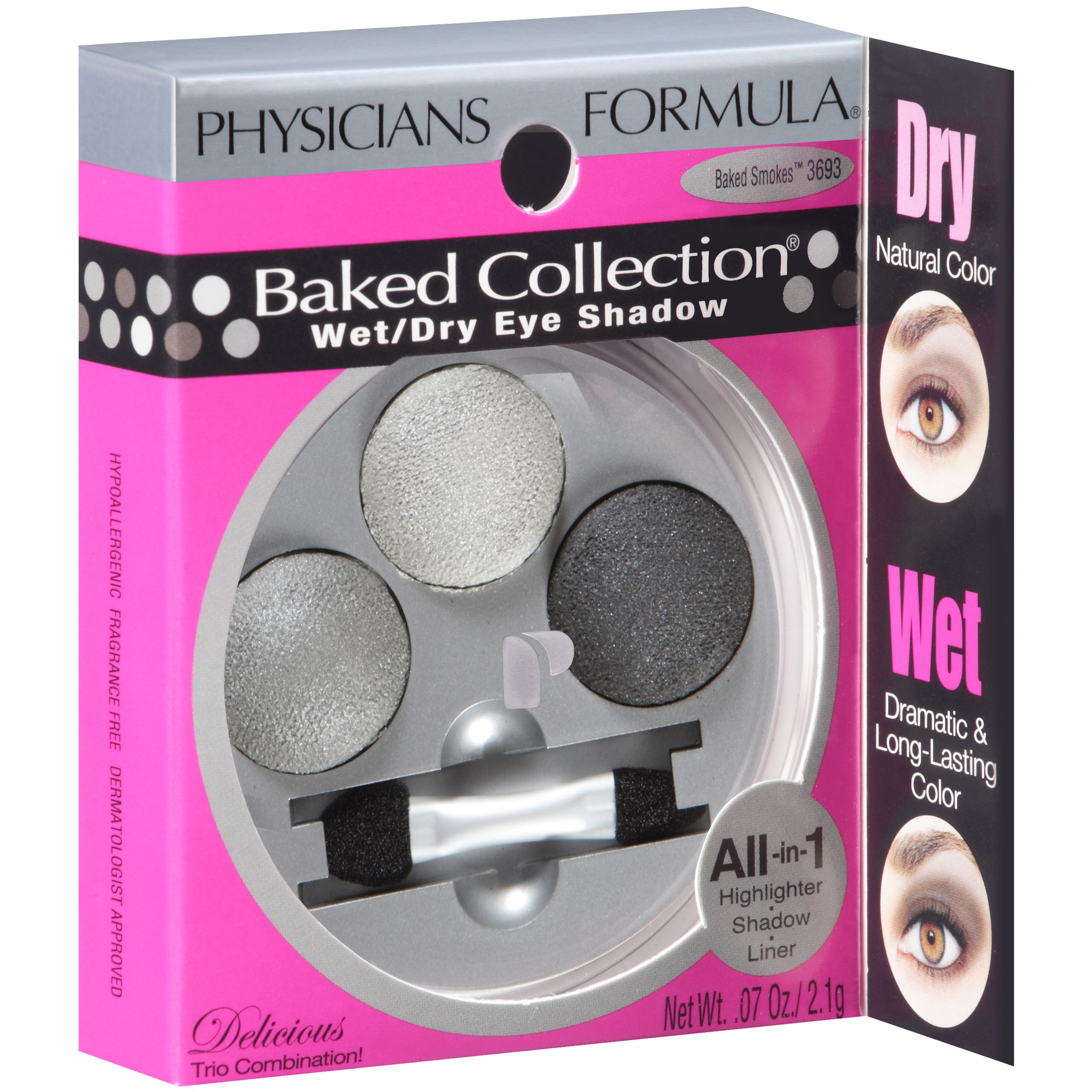 Physicians Formula Baked Collection Baked Smokes .07 Oz.