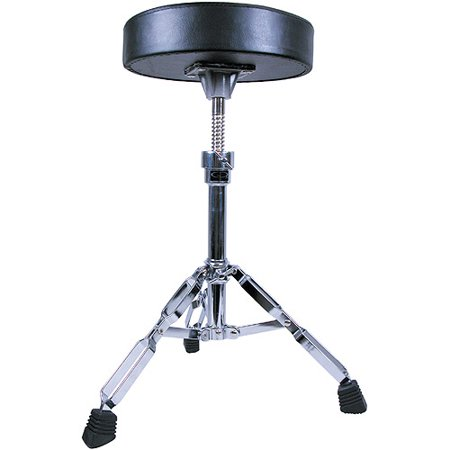 GP Percussion Heavy-Duty Drummers Throne - Gibraltar Drum Thrones