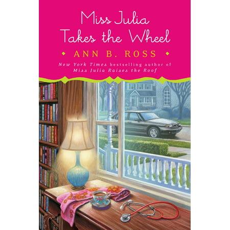 Miss Julia Takes the Wheel (Julia Handle)