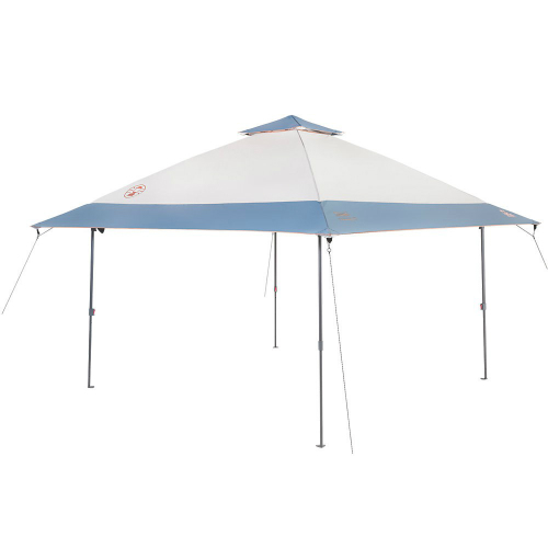Coleman 13 ft. x 13 ft. Instant Lighted Evade Canopy Built-In LED  sc 1 st  Walmart : coleman 10 x 10 lighted canopy - memphite.com