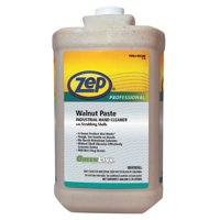 Zep Professional Walnut Paste Hand Cleaners, Vanilla, Bottle, 1 gal
