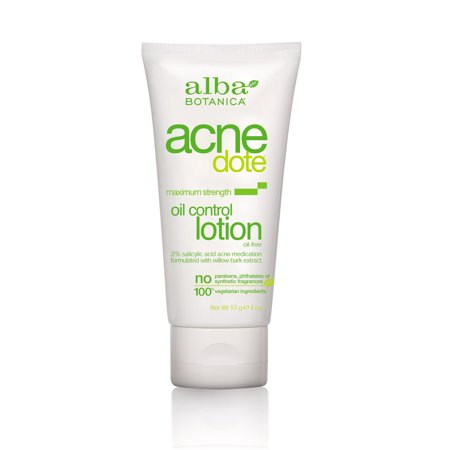 Alba Botanica Acnedote, Oil Control Lotion, 2 Ounce []