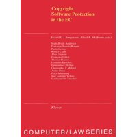 Series on International Taxation: Copyright Software Protection in the EC: Copyright Software Protection in Ec, Vol 12 (Paperback)