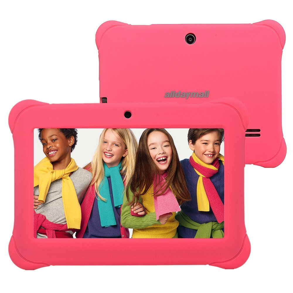 Alldaymall Tablets for Kids with Wifi, Android 4.4, 1GB R...